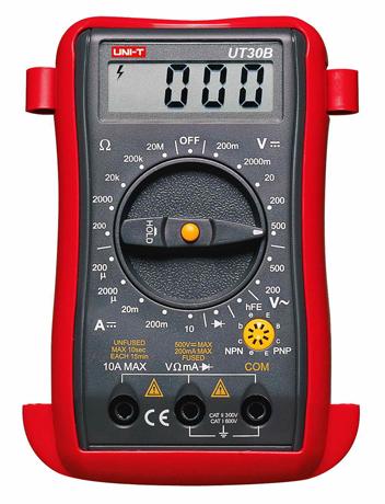 Мультиметр ut30b схема