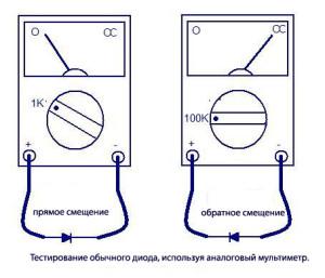 testing-diode-using-analog-multimeter