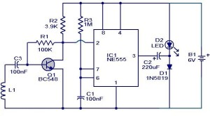 mobile-incoming-call-indicator-circuit