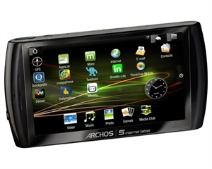 Archos A5 Internet Tablet