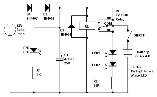 solar-lamp-circuit 1