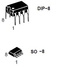 DIP8-SO8
