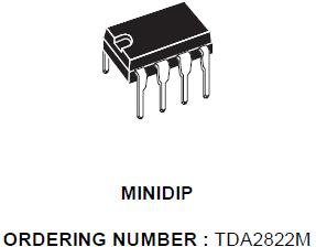 TDA2822M