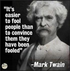 Свободная энергия Марк Твен