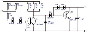 Транзистор зажигания
