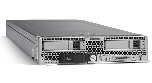 Блейд-сервер Cisco UCS B200 M4
