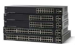 Cisco 200 серии Smart Коммутаторы