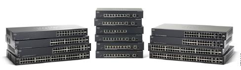 Коммутаторы Cisco 300 серии