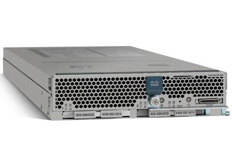 Блейд-сервер Cisco UCS B230 M2