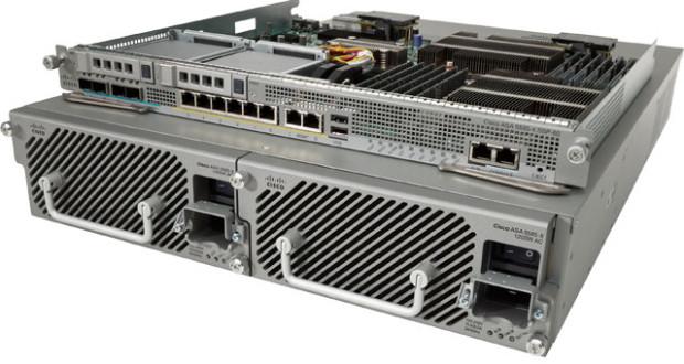 Адаптивное устройство обеспечения безопасности Cisco ASA 5585-X