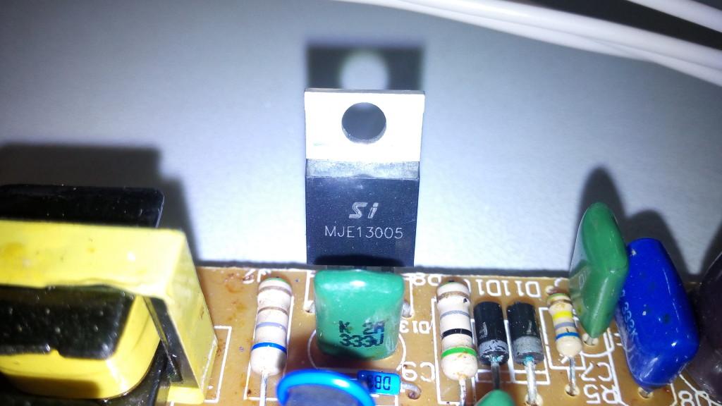 Электронный балласт для ламп EB-2x36. Ремонт EB-2x36 рис3