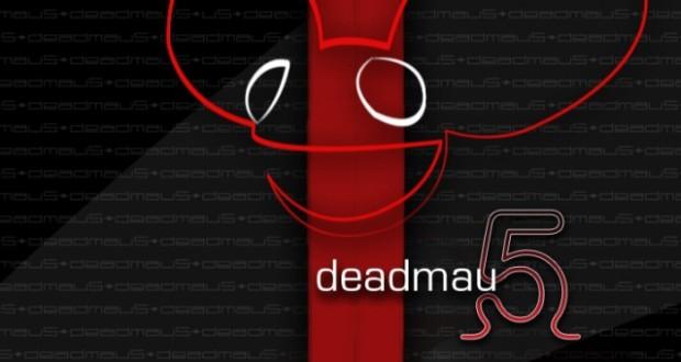 Скачать обои для iPhone - Deadmau 5