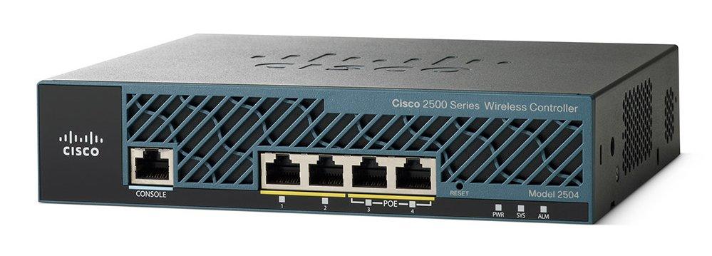 Cisco 2504 Контроллер беспроводной сети