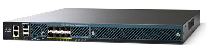 Cisco 5508 Контроллер беспроводной сети