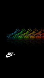 Скачать обои для iPhone - Nike