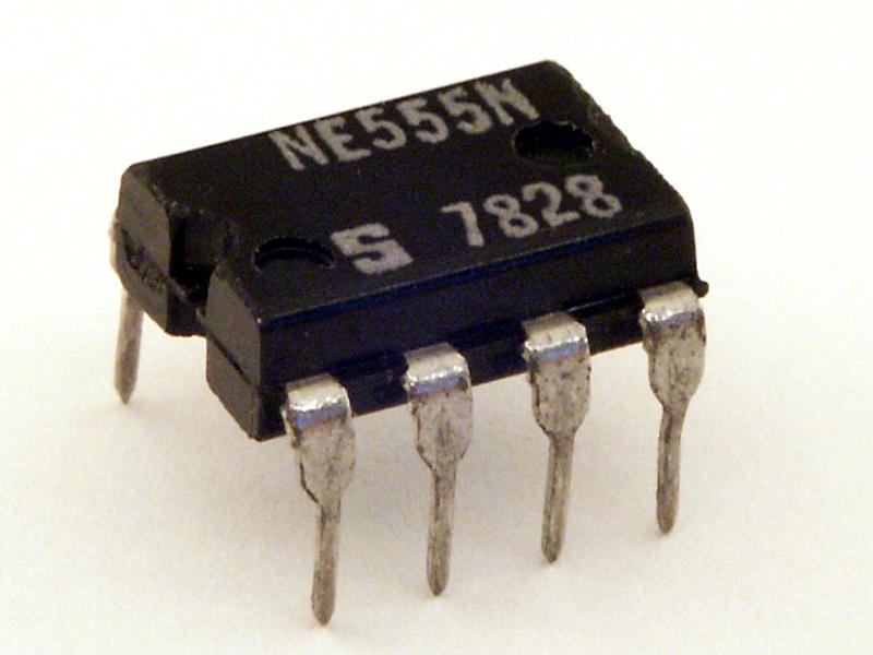 555 микросхема