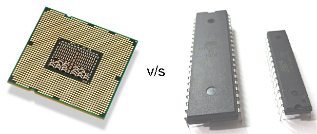 Microcontroller-vs-Micropro