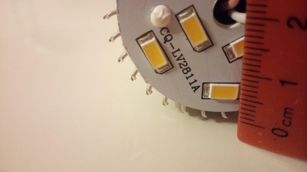 Светодиодная лампа LED E14