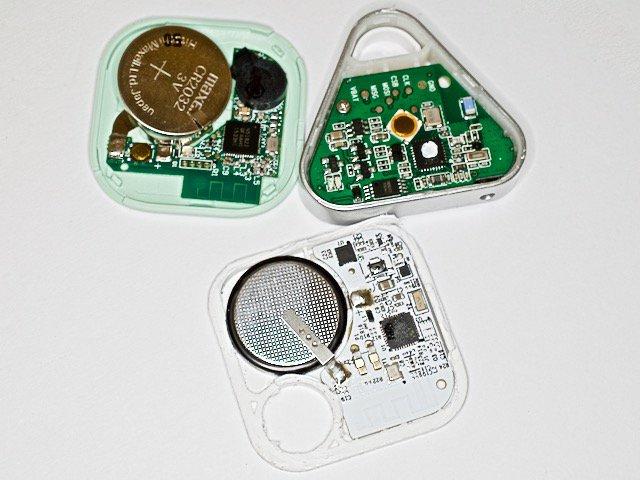Bluetooth трекеры1