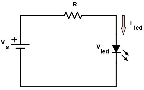 single-led-resistor